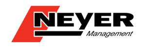 Neyer Management logo - a Legacy Maintenance Services client.