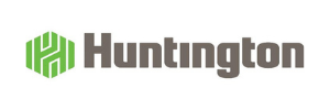 Huntington Bank logo - a Legacy Maintenance Services client.