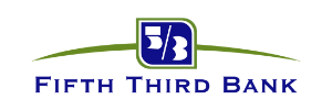 Fifth Third Bank logo - a Legacy Maintenance Services client.