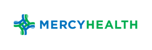 Mercyhealth logo - a Legacy Maintenance Services client.